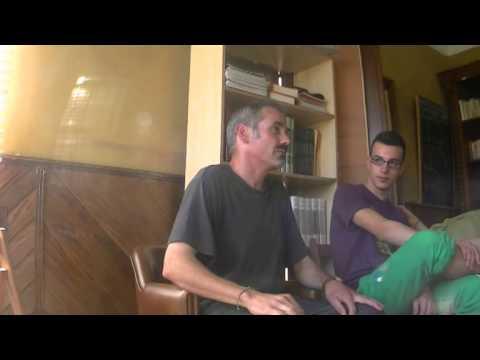Charla CSO Vista Alegre:  Pedro García Olivo