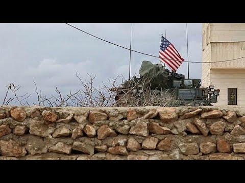USA kündigen unbefristete Militärpräsenz in Syrien  ...
