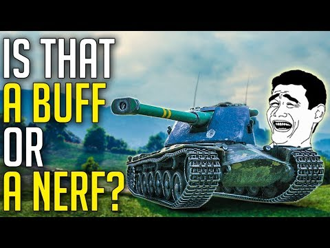 Are They Buffing or Nerfing Swedish Tanks? • EMIL 1951 ► World of Tanks News