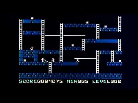Lode Runner Atari