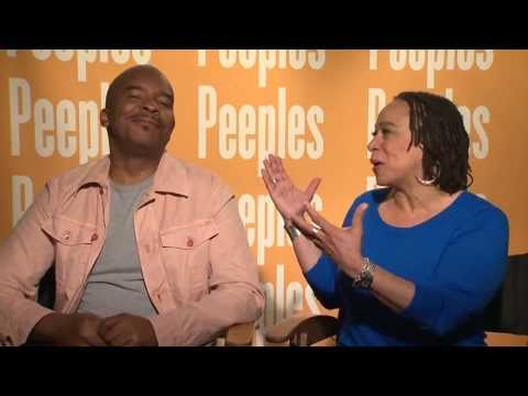 David Alan Grier & S. Epatha Merkerson Talk 'Peeples'