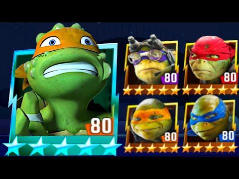 Ninja Turtles Legends PVP HD Episode - 831 #TMNT