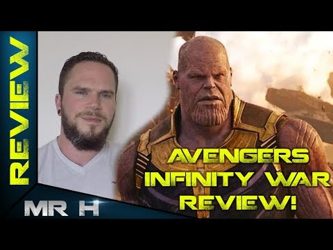 AVENGERS INFINITY WAR MOVIE REVIEW - Ten Years For THAT?