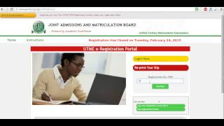 Complete guide on How To Reprint Jamb Photocard yourself, Do it yourself,, JAMB Slip re-printing stepsREADMORE : https://myedu.ng/jambutme/how-to-reprint-jamb-photocard-yourself-with-pictures-video/