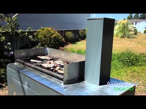 grelhador - www.facebook.com/joselopesfotografia Trabalho realizado para J. Campos, Lda. Grelhador a carvão IDEALGRILL que retém fumo e cheiros. Sistema inovador de grel...