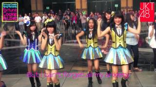 "Video JKT48 & Fans - ""Fortune Cookie in Love"" (English Version) MP3, 3GP, MP4, WEBM, AVI, FLV Agustus 2018"