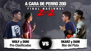 (Pre-Clasificados) WOLF y DUKI vs SKARZ y DANI (Mar del Plata)TIENDA SUDAMETRICA:https://www.facebook.com/TiendaSudametricaOficial⬇ NUESTRO MERCADO LIBRE ⬇▲ Mercado Libre: https://eshops.mercadolibre.com.ar/SUDAMETRICAORIGINAL⬇ SEGUÍNOS EN TODAS NUESTRAS REDES SOCIALES ⬇🎥 YouTube: https://www.youtube.com/sudametrica👍 Facebook: https://www.facebook.com/sudametrica1original💻 Página Web: https://www.sudametrica.com 📷 Instagram: https://www.instagram.com/sudametrica