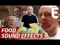 You Can Make Hollywood-Level Sound Effects From the Food in Your Fridge — Gut Check