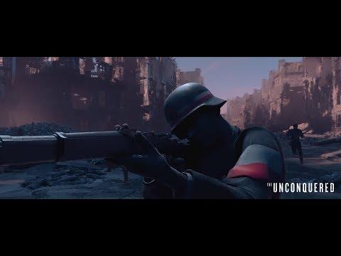 Niezwyciężeni - animowany film pokazujący walkę Polaków o wolność od pierwszego dnia wojny