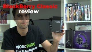 BlackBerry Classic review en espanol