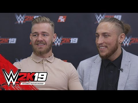 WWE 2K19: Pete Dunne & Tyler Bate Talk WWE 2K19, Ratings And NXT UK! (Exclusive Interview)