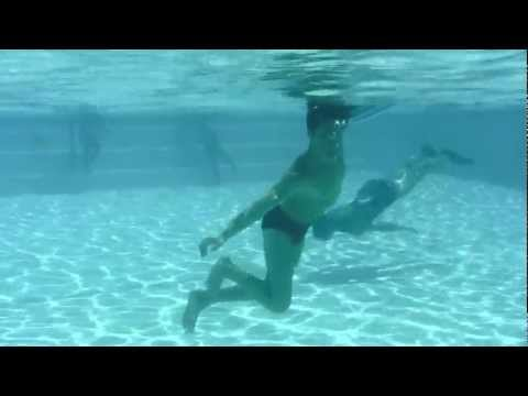 Bio Aquatic Movement: Free Form Flow with Cass