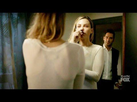 Lucifer 2x12 Ending Lucifer Confronts Chloe Season 2 Episode 12
