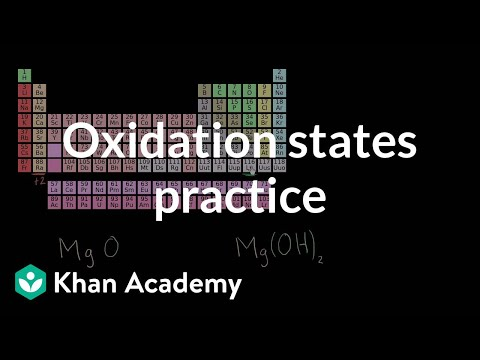 Practice determining oxidation states video khan academy urtaz Image collections
