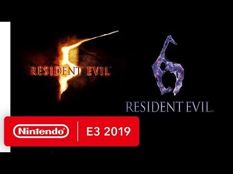 Resident Evil 5 & Resident Evil 6