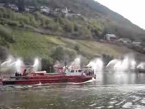 Cochem tour by boat