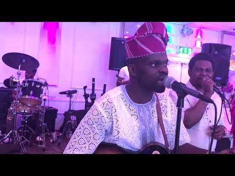 Leke Levite Thrilled Fans With Sunny Ade,Ebenezer Obey And Kayode Fashola's Songs
