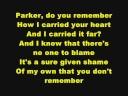 -xx-Automatic Loveletter-xx-Parker Karaoke-xx{w. lyrics}