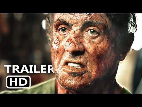 RAMBO 5 ATÉ O FIM Trailer Brasileiro DUBLADO (2019) Sylvester Stallone