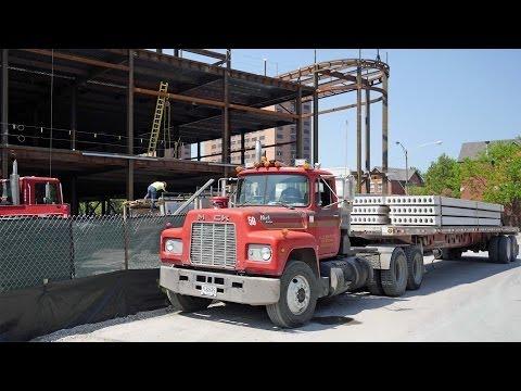 A close-up look at New City's construction progress