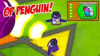 The PENGUIN Tower Is OVERPOWERED in Bloons TD6