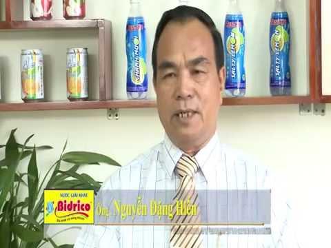 Giới thiệu nhà máy nước tinh khiết Bidrico