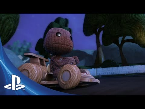 LittleBigPlanet Karting Demo Out Now for PS3, Gets Fresh Video