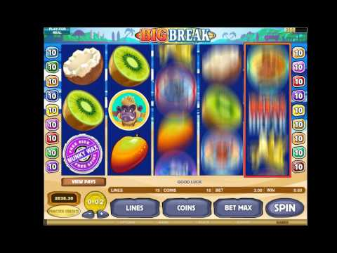 BIG BREAK Slot Review