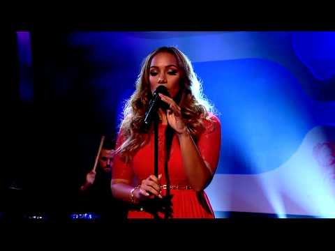 Leona Lewis – Lovebird – Loose Women show 29th November 2012