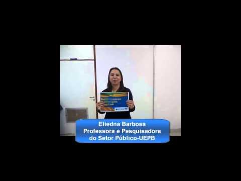 Campanha RITCAPS Artigo 50 LRF Eliedna Barbosa UEPB