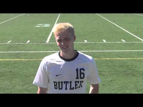 Butler Men's Soccer Highlights vs. Brown