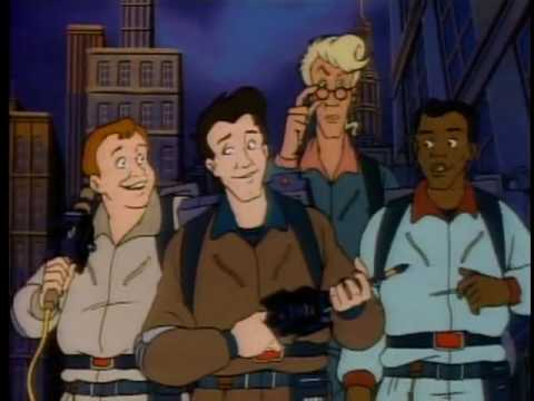 the real ghostbusters - sigla