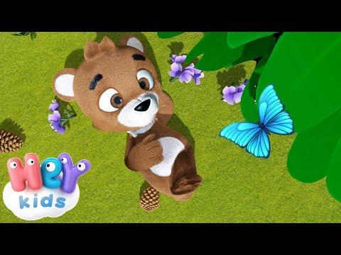 Мишка Косолапый по Лесу Идет - Детские Песни - Сборник Детских Песен (видео)