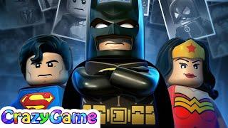 The LEGO Batman 2 Movie Full Videogame - LEGO Movie Cartoon for Children & Kids