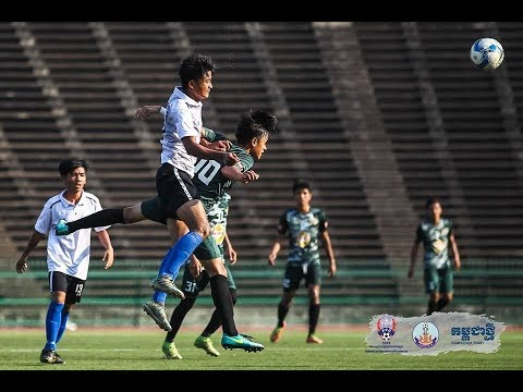 យុវជនក្រសួងការពារជាតិ vs ខេត្តត្បូងឃ្មុំ 1-0 - EXT Highlights - Hun Sen Cup 2018 - 07/03/2018
