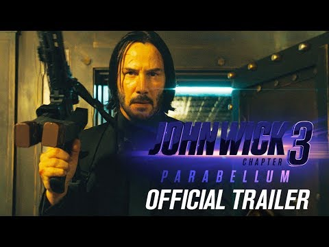The First Trailer for John Wick Chapter 3