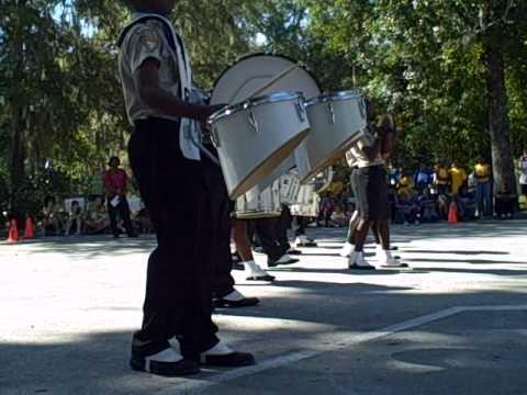 Pathfinder Drum Corp Performance at Camp Kulaqua