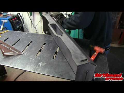 How To: DIY Hammer Head Winch Bumper Build