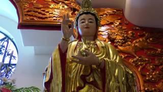 Khóa Tu Thiếu Nhi Mùa Hè chùa Đức Viên năm 2016