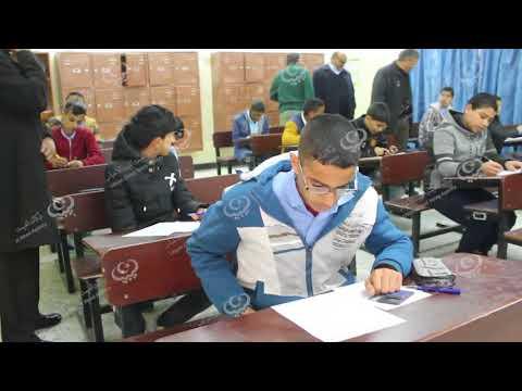 بدء امتحانات الفصل الدراسي الأول بالتعليم الأساسي والثانوي اجدابيا
