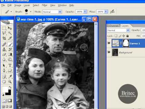 Photo Restoration Tips and Tricks Part 1