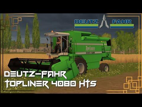 Deutz Fahr Topliner 4080 HTS v1.0