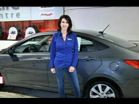 2013 Hyundai Accent: Expert Car Review by Lauren Fix