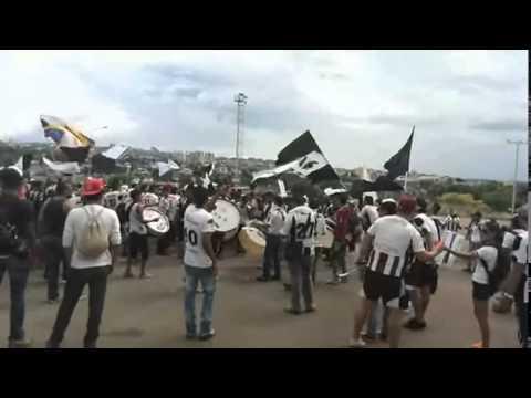 Video - Previa La Burra Brava En Cachamay #FINAL ABSOLUTA 25/5/2014 (ZAMORA FC CAMPEÓN) - La Burra Brava - Zamora - Venezuela