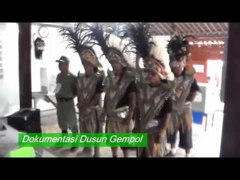 YAKKUM Emergency Unit - Pileg Unik Dusun Gempol, Magelang