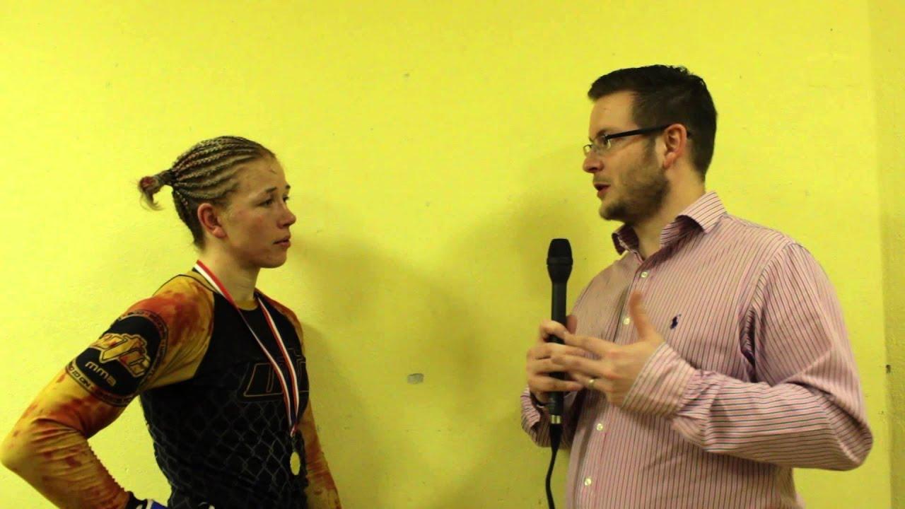 UTC's Laura Drayton Post Fight Interview