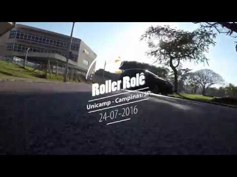 Rolê de patins na Unicamp em Campinas/SP - 24/07/2016