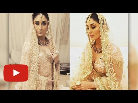 Kareena Kapoor FIRST Rampwalk In 2018, Turns Bride