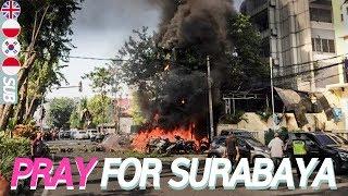 Video 오늘 아침에 자살폭탄 테러가 발생했다     PRAY FOR SURABAYA MP3, 3GP, MP4, WEBM, AVI, FLV Agustus 2018