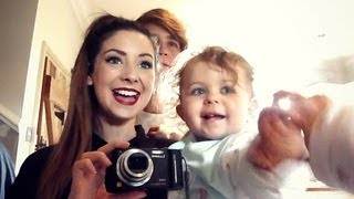 A Festive Day with Louise & Co.   MoreZoella